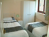 Riverside Twin Singles Bedroom