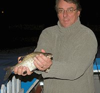 Bream Fishing at Riverside Cottage Wroxham
