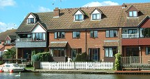 Wroxham Holiday Cottages, Norfolk Boads