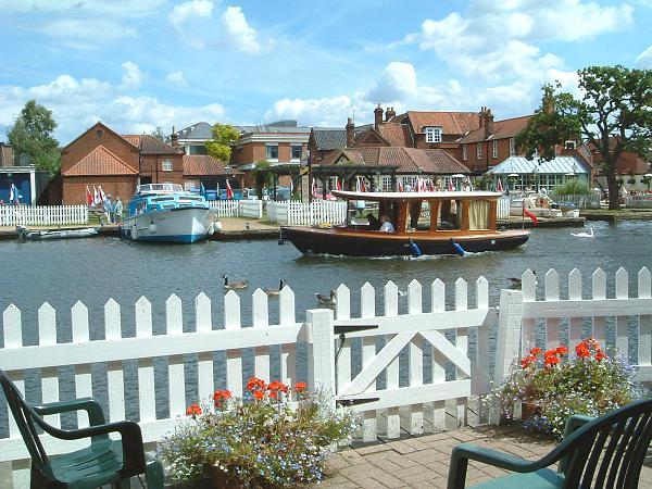 Norfolk Broads Cottages Wroxham Holiday Cottages