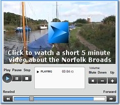 5 minute short video courtesy of the Norfolk Broads Authority