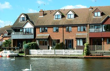 Anchor & Riverside Cottages, Wroxham